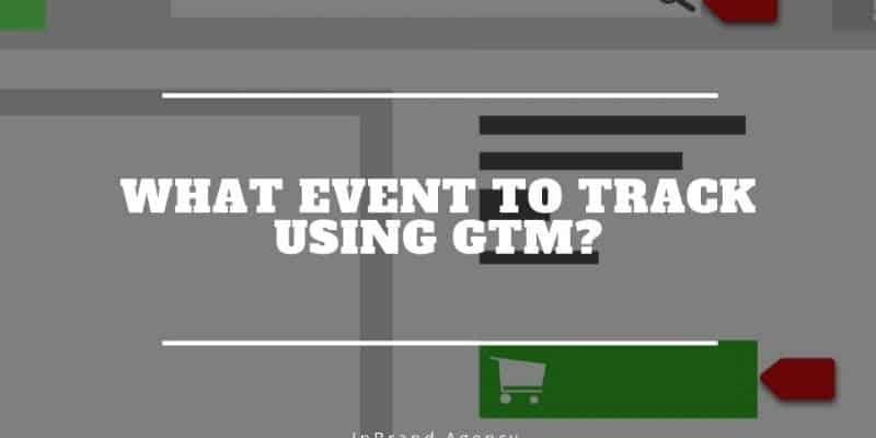 GTM Events in Analytics